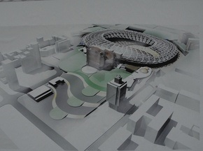 Мостобуд хочет быть генподрядчиком реконструкции Олимпийского