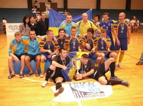 Украинцы выиграли Чемпионат мира по футзалу
