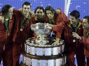 Кубок Девіса-2008: Іспанія завойовує трофей