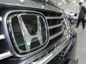 Honda сокращает объемы производства