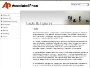 Associated Press сократит 10% рабочих мест