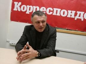 Ігор Суркіс спростував чутки про перехід Овчиннікова