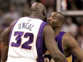 NBA: Зустрічі титанів