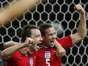 Англия побеждает Германию в ее логове