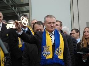 Суркис рассказал, почему ликвидировали Нацагентство по Евро-2012