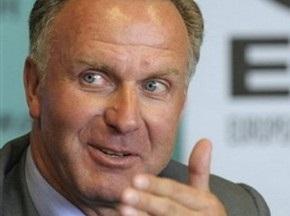 Бавария опровергла слухи о подписании новых игроков