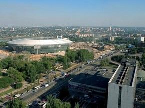 У Донецьку відкриють аквапарк до Євро-2012