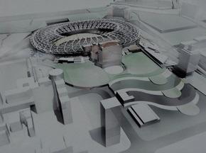 Реконструкція Олімпійського коштуватиме 2,184 млрд гривень