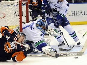 Фотогалерея: День из жизни NHL. 18 ноября