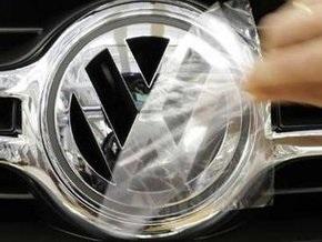 Немецкий концерн Volkswagen зафиксировал падение продаж