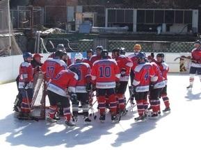 Большой хоккей пришел в Ивано-Франковск