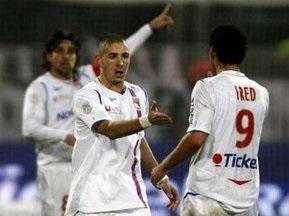 Ліга 1: Ліон перемагає Бордо, Марсель програє дома