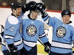NHL: Пінгвіни змітають усіх на своєму шляху, Капіталісти зупинені