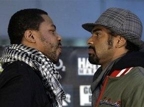 Бокс: Барретт переважив Хея
