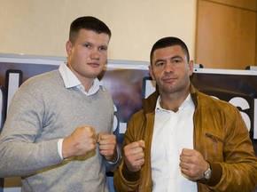 Димитренко льстит сравнение с Кличко