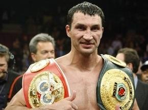 Владимир Кличко признан суперчемпионом