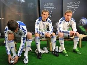 Adidas обула динамовцев в персональные бутсы