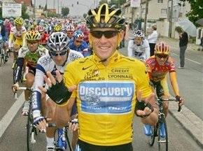 Армстронг не візьме участі в Tour de France