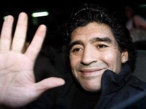 Марадона угрожает уходом с поста тренера сборной Аргентины