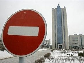 Газпром не будет пересматривать инвестпрограмму несмотря на кризис