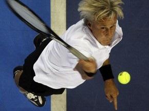 Теннис: Турнир ветеранов не состоится из-за нехватки денег
