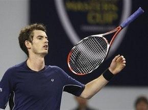 Мюррей хочет выбить Федерера из турнира в Шанхае