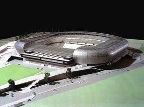 Стадион во Львове будут строить круглосуточно