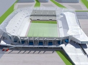 Евро-2012: Львов договорился о строительстве стадиона