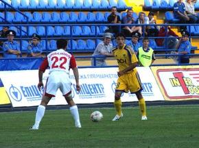 Кубок Украины: Металлист вторым составом побеждает Таврию