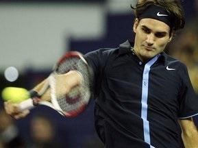 Шанхай ATP: Федерер здобуває першу перемогу