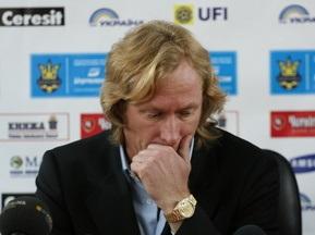 Збірна України опустилася в рейтингу FIFA