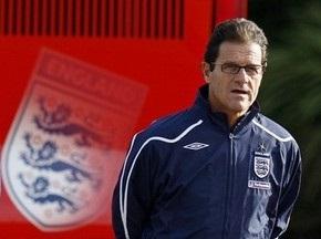 Капелло допоможе Англії з ЧС-2018