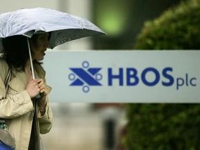 Lloyds выделит 10 млрд фунтов помощи конкуренту - банку HBOS
