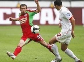 Локомотив побеждает Спартак, Терек бьет новоиспеченного чемпиона