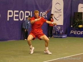 Днепропетровск примет теннисный турнир