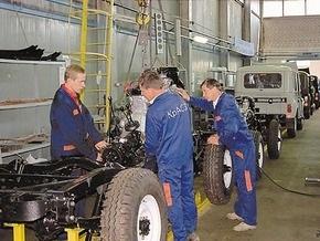 До конца года КрАСЗ вложит 4 млн грн в строительство нового завода