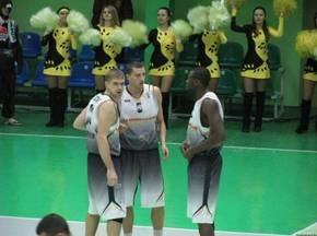 Баскетбольный вторник: БК Киев проигрывает, Сумыхимпром играют вничью