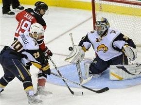 NHL: Дьяволы проигрывают без Бродо