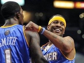 Клубы NBA обменялись суперзвездами