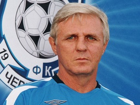 Чорноморець звільнив тренера