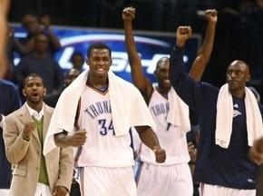 NBA: Историческая победа Оклахомы