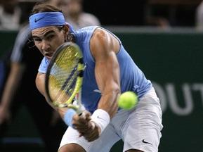 ATP: Надаль остается на вершине рейтинга