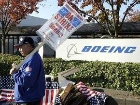 Сотрудники Boeing прекращают забастовку