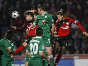 Бундесліга: Байєр виграє вдома