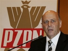Федерация  футбола Польши обрела нового руководителя