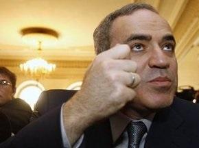 Каспаров: Ананд розвіяв міф про Крамника