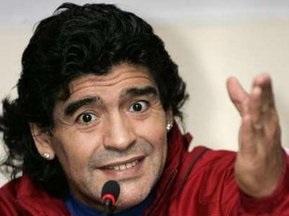 Марадона может стать тренером сборной Аргентины