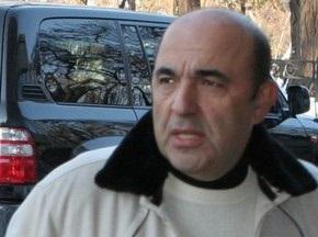 Сгоревший джип Эссола взбесил Рабиновича
