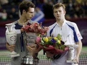 St. Petersburg Open-2008: Мюррей разгромил казахское чудо