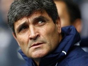 Тоттенхем звільнив тренера